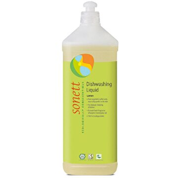 Picture of Sonett Organik Elde Bulaşık Yıkama Sıvısı - Limonotlu ( 1 lt )