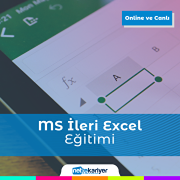 Picture of Nette Kariyer Microsoft İleri Excel Eğitimi
