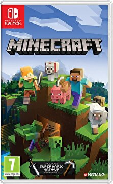 Picture of Nintendo Switch Minecraft Switch Bedrock Edition Oyun