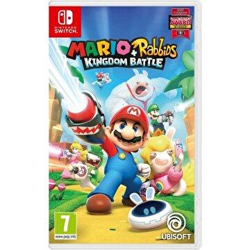 Picture of Nintendo Switch Mario + Rabbids Kingdom Battle Oyun
