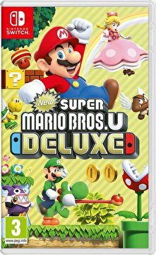 Picture of Nintendo Switch New Super Mario Bros U Deluxe Oyun