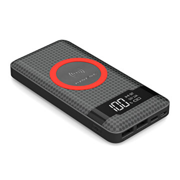 Picture of Pineng PN-886 10000 mAh Kablosuz Taşınabilir Hızlı Şarj Cihazı