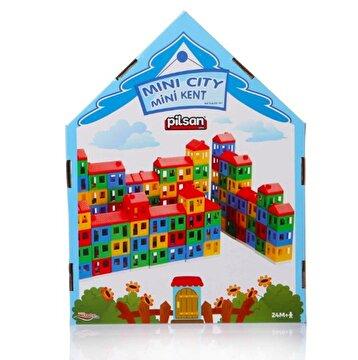 Picture of Pilsan 40 parça Mini Kent inşaat Seti