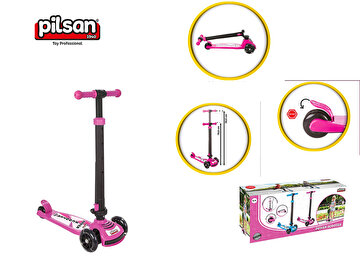 Picture of Pilsan 07 354 Power Scooter - Pembe
