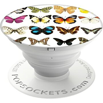 Picture of PopSockets Butterfly Bell Jar Telefon Tutacağı