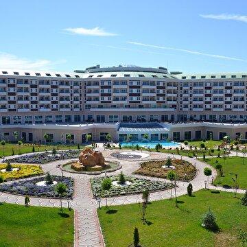 Picture of Afyon Safran Thermal Resort Sandıklı Hotel'de 1 Gece 2 Kişi Yarım Pansiyon Konaklama