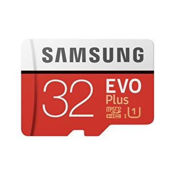 Picture of Samsung Evo Plus 32 GB microSD Hafıza Kartı