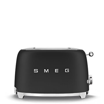 Picture of Smeg Mat Siyah  2x1 Paslanmaz Çelik Ekmek Kızartma Makinesi