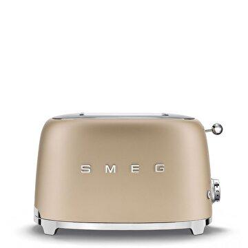Picture of SMEG Mat Gold 1x2 Paslanmaz Çelik Ekmek Kızartma Makinesi