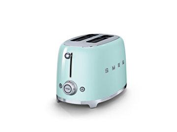 Picture of SMEG TSF01PGEU 2x2 Ekmek Kızartma Makinesi Pastel Yeşil