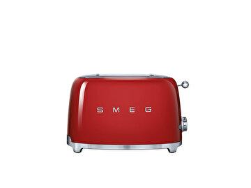Picture of SMEG TSF01RDEU 2x2 Ekmek Kızartma Makinesi Kırmızı