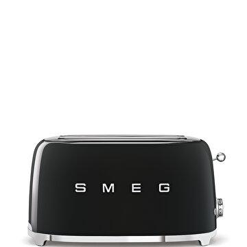 Picture of Smeg Paslanmaz Çelik Siyah 2x2 Ekmek Kızartma Makinesi