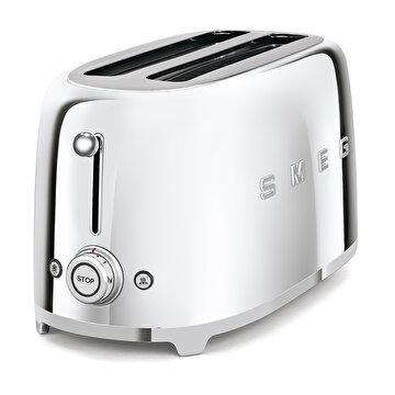 Picture of Smeg Paslanmaz Çelik 2x2 Ekmek Kızartma Makinesi