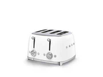 Picture of SMEG TSF03WHEU 4x4 Ekmek Kızartma Makinesi Beyaz