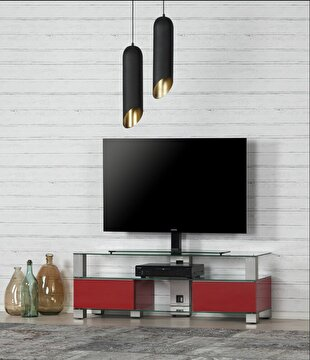 Picture of Sonorous MD 9140-C-INX-RED Tv Sehpası