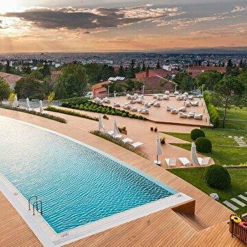 Picture of Tasigo Hotels Eskisehir Bademlik Termal Hotel'de Hafta Sonu 1 Gece 2 Kişi Kahvaltı Dahil Konaklama