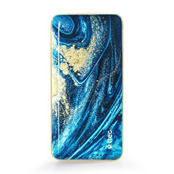 Picture of Ttec ArtPower 8.000mAh Taşınabilir Şarj Aleti-Mavi Mermer