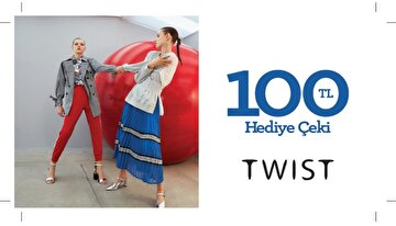 Picture of Twist 100 TL Dijital Hediye Çeki