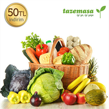 Picture of tazemasa 50TL İndirim Kuponu