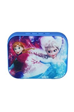 Picture of Volkano Disney Frozen Karlar Ülkesi Bluetooth Kablosuz Hoparlör Anna Elsa Lisanslı DY-1010-FR