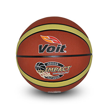 Picture of Voit Impact Basketbol Topu N7 kahverengi-Beyaz