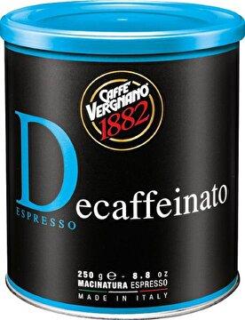 Picture of Caffe Vergnano Kafeinsiz Arabica Espresso için Öğütülmüş Kahve 250 gr