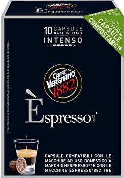 Picture of Caffe Vergnano Espresso 1882 Intenso Kapsül