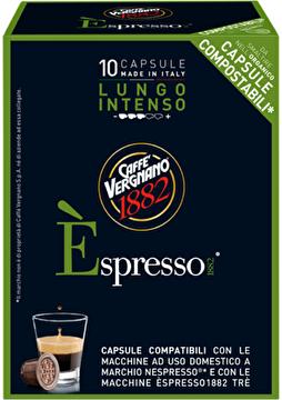 Picture of Caffe Vergnano Espresso 1882 Intenso Lungo Kapsül