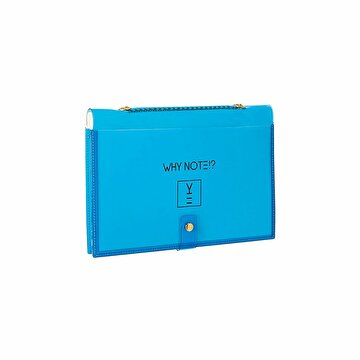 Picture of Whynote Notebook Bag Blue CardKids