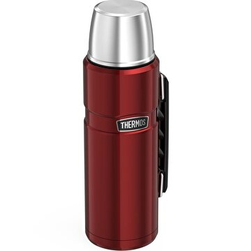 Picture of Thermos SK 2010 Stainless King Large Cranberry 1.2 lt. 140936
