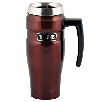 Picture of Thermos SK 1000 Stainless King  Handle Travel Mug Copper 0,47 lt 140957