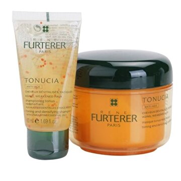 Picture of Rene Furterer Tonucia Saç Maskesi 200 ml + Şampuan 50 ml