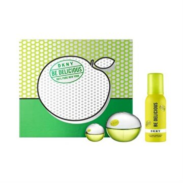 Picture of Dkny Be Delicious EDP 100 ML Kadın Parfüm Set