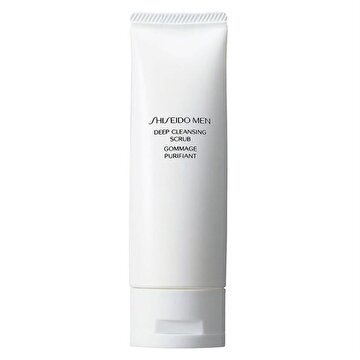 Picture of Shiseido Men Deep Cleansing Scrub 125 ml Peeling