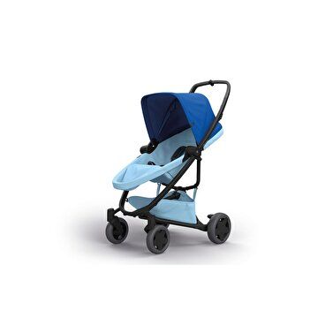 Picture of Quinny Zapp Flex Plus Bebek Arabası / Blue On Sky