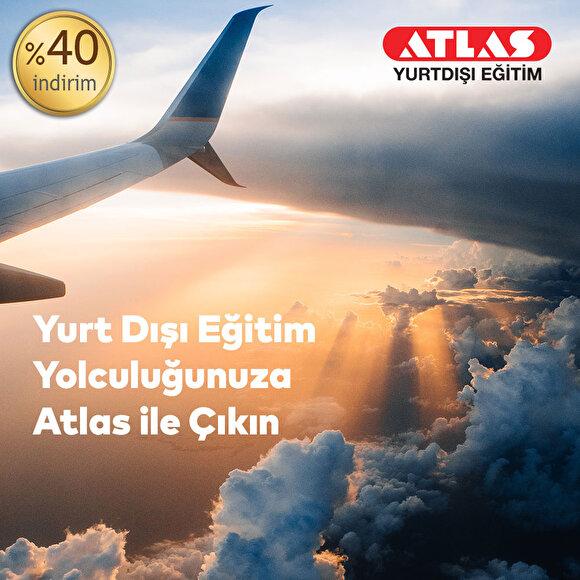 Picture of Atlas Yurt Dışı Eğitim %40 İndirim Kuponu