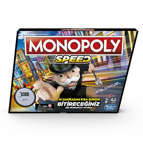Picture of Monopoly Speed