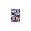Biggdesign Cats Keçe Sırt Çantası ve Pasaport Kabı. ürün görseli