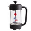 Biggdesign Mr. Allright Man 350 ML French Press. ürün görseli