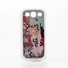 BiggDesign Galaxy S3 Beyaz Kapak Kedili Kız. ürün görseli