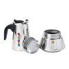 Biggdesign Moods Up Çelik Espresso Kahve Makinesi. ürün görseli