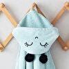 Milk&Moo Sangaloz Kadife Kundak Havlu. ürün görseli