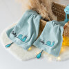 Milk&Moo Sangaloz 2'li Havlu Seti. ürün görseli