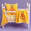 Milk&Moo Bebek Uyku Seti Tombiş Kedi . ürün görseli