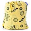 Milk&Moo Arı Vız Vız Müslin Elyaf Dolgulu Battaniye. ürün görseli