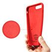 Buff iPhone 8 Plus / 7 Plus Rubber Fit Kılıf Red. ürün görseli