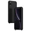 Buff iPhone XR Rubber Fit Kılıf Black. ürün görseli