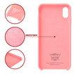Buff iPhone Xs Max Rubber Fit Kılıf Pink Sand. ürün görseli