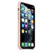 Buff iPhone 11 Pro Rubber Fit Kılıf Pink Sand. ürün görseli