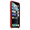 Buff iPhone 11 Pro Max Rubber Fit Kılıf Red. ürün görseli